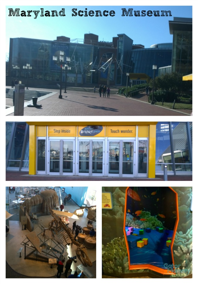 Maryland Science Museum Baltimore