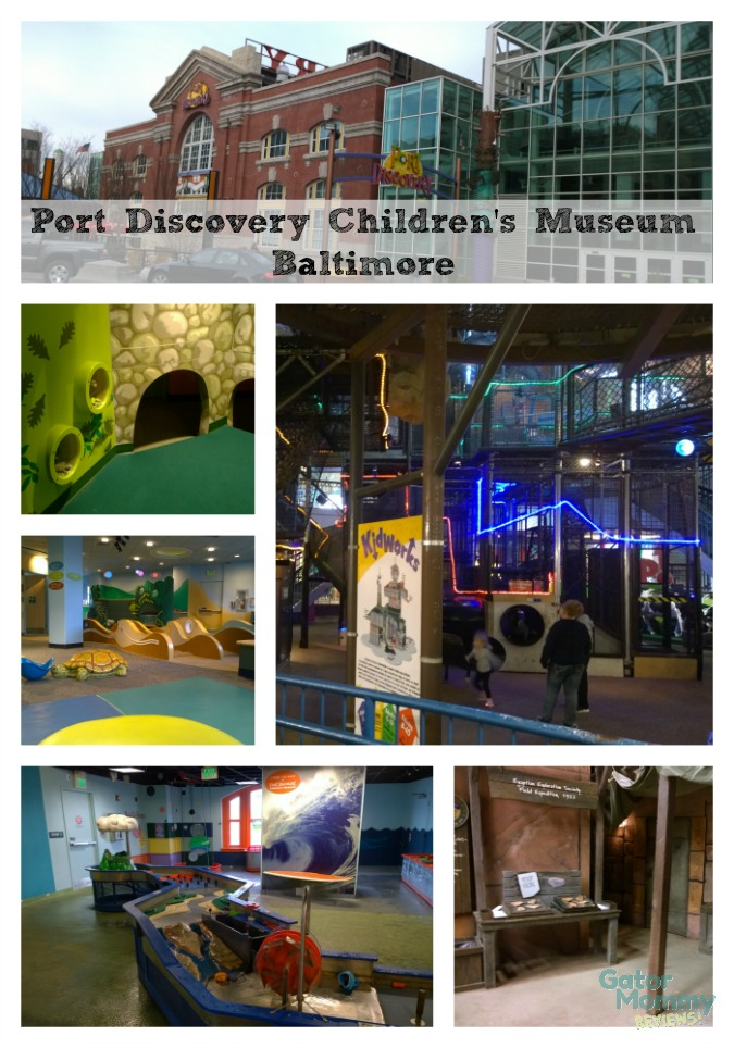 Port Discovery Children's Museum Baltimore