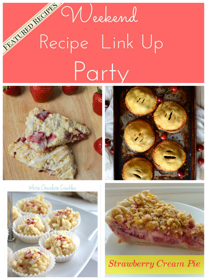 Weekend Recipe Link Up Party 15