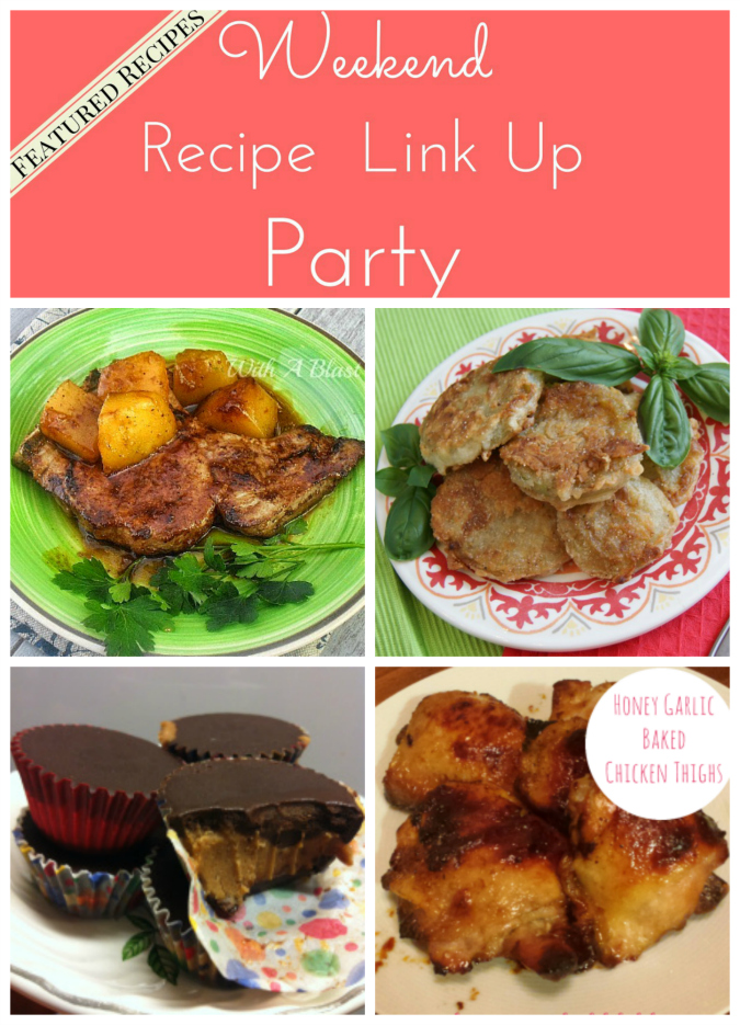 Weekend Recipe Link Up Party Featured Recipes 18