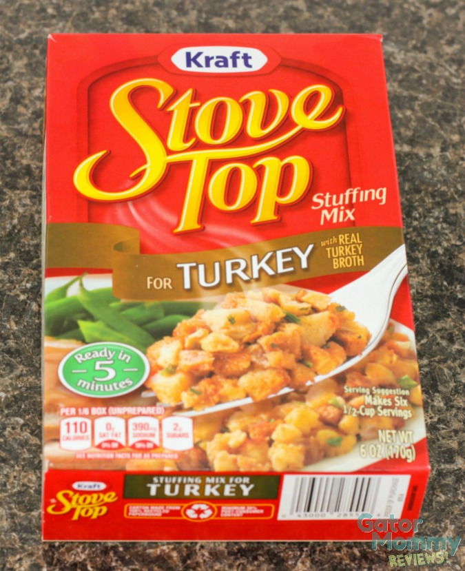 Stove Top Stuffing for Turkey #TasteTheSeason #cbias #ad