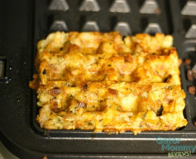 Stuffing Waffle #TasteTheSeason #cbias #ad