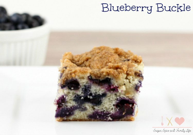 Blueberry-Buckle