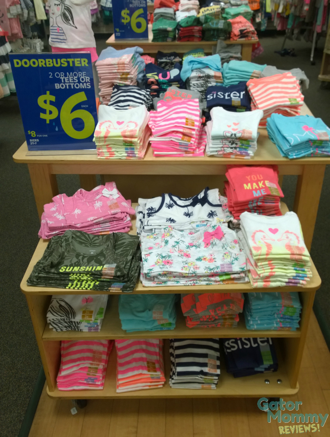 Carter's Store Sale