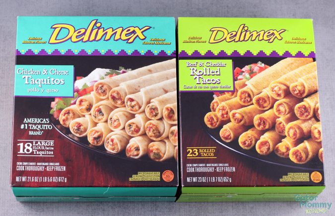 Delimex Taquitos and Tacos