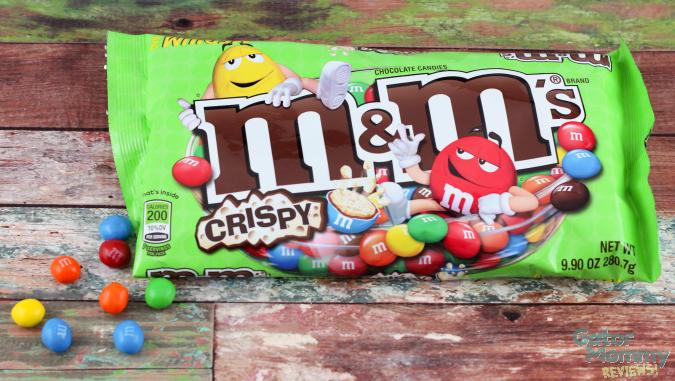 Crispy M&M's®