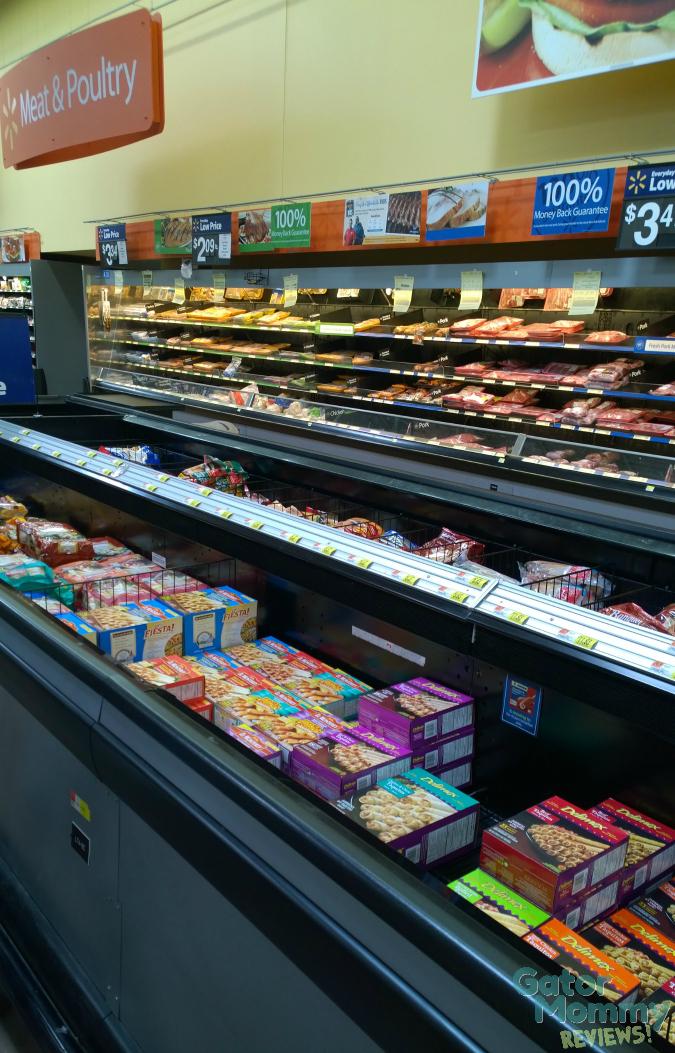 Walmart Meat Frozen Aisle