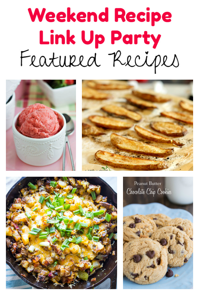 Weekend Recipe Link Up Party featured recipes 59