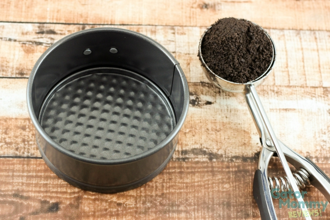 Mini Springform Pan and Scooper