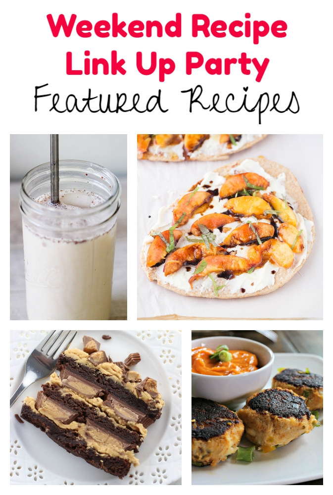 Weekend Recipe Link Up Party featured recipes 71