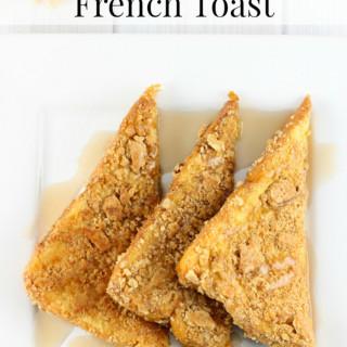 Graham Cracker French Toast