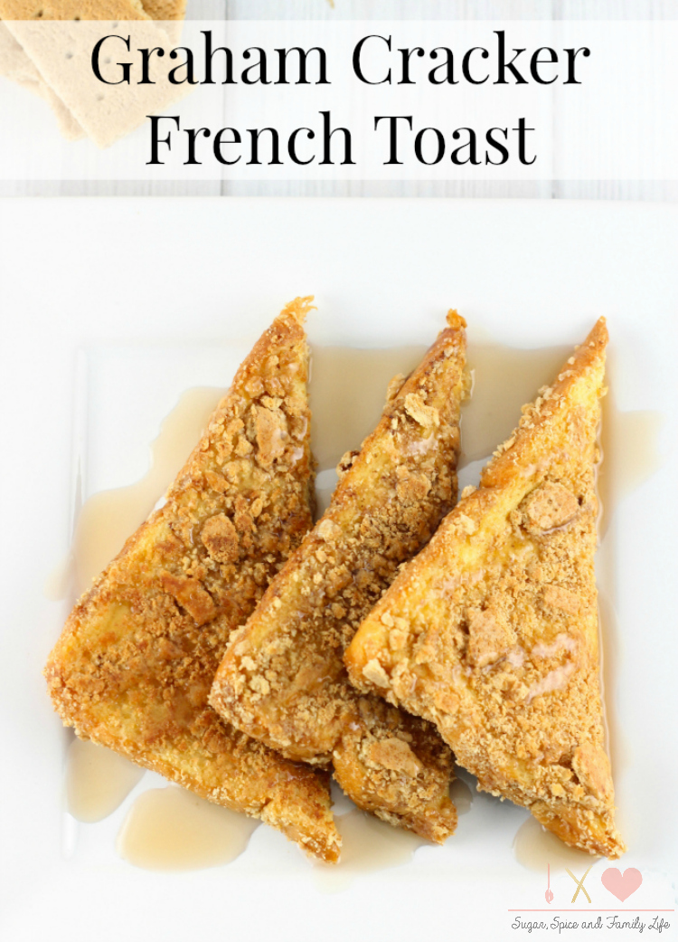 Graham Cracker French Toast