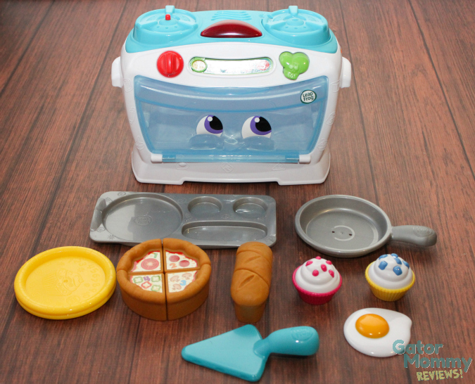 Leapfrog Oven