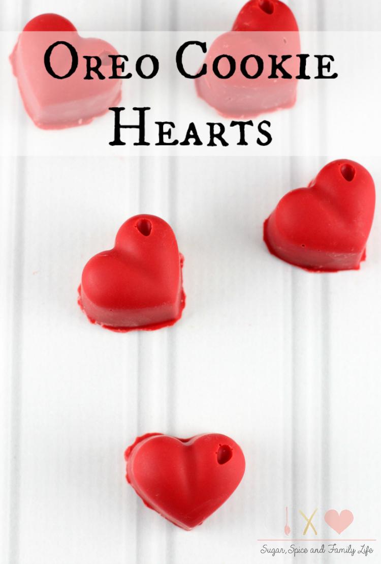 Oreo Hearts