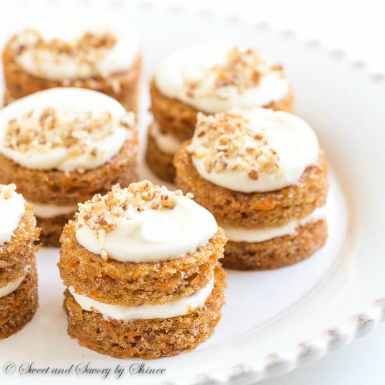 Mini-Carrot-Layer-Cakes