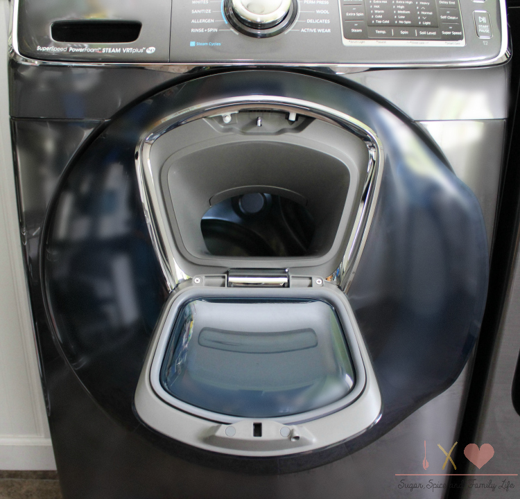 Samsung AddWash Washer and Dryer