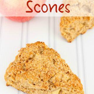 apple cider scones