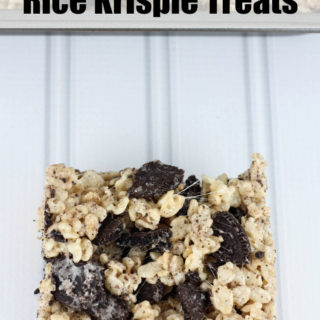 Oreo Rice Krispies