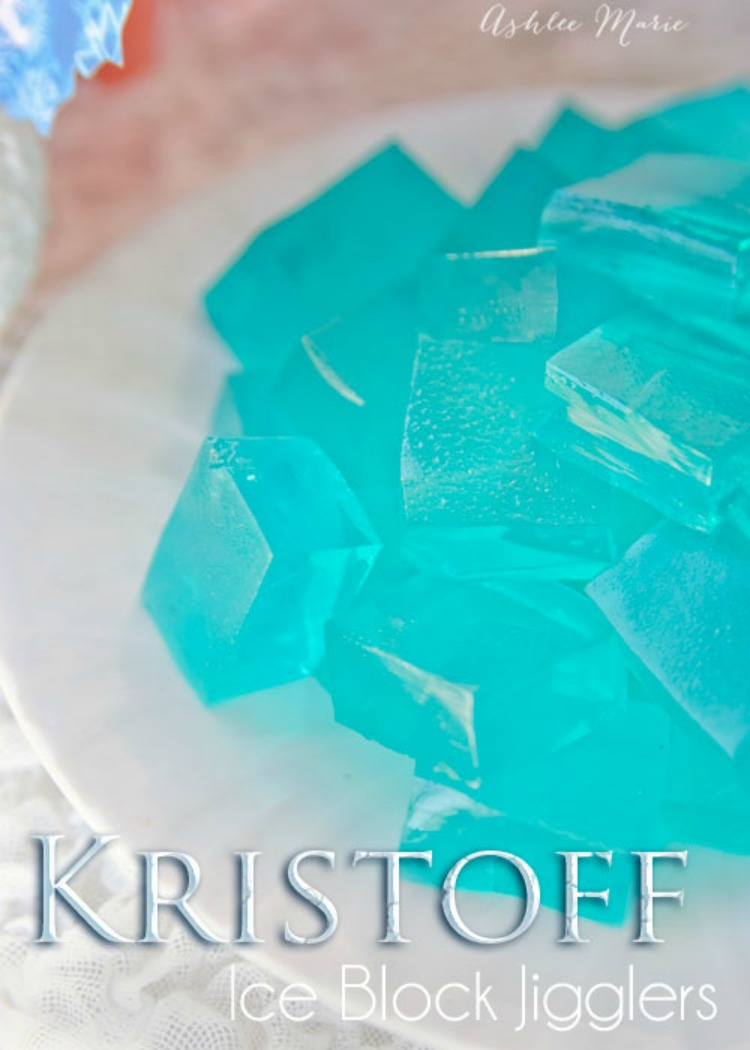 Kristoff Ice Block Jigglers