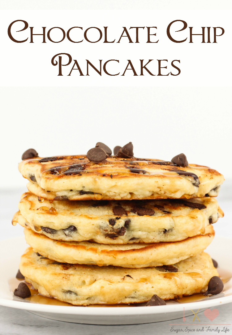 chocolate chip pancakes recipe Classic light and fluffy pancakes with semi-sweet chocolate chips mixed in perfect for a sweet breakfast  explore some favorite recipes by category to find exactly what you are looking for  chocolate chip yogurt pancakes.