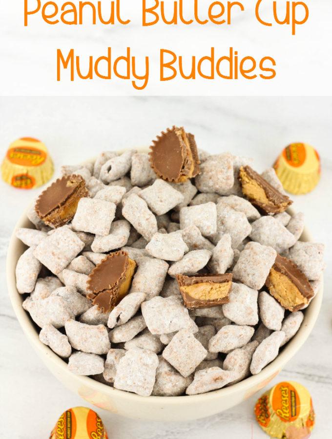 Peanut Butter Cup Muddy Buddies