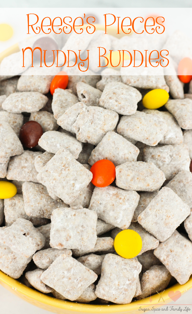 Reese's Pieces Muddy Buddies