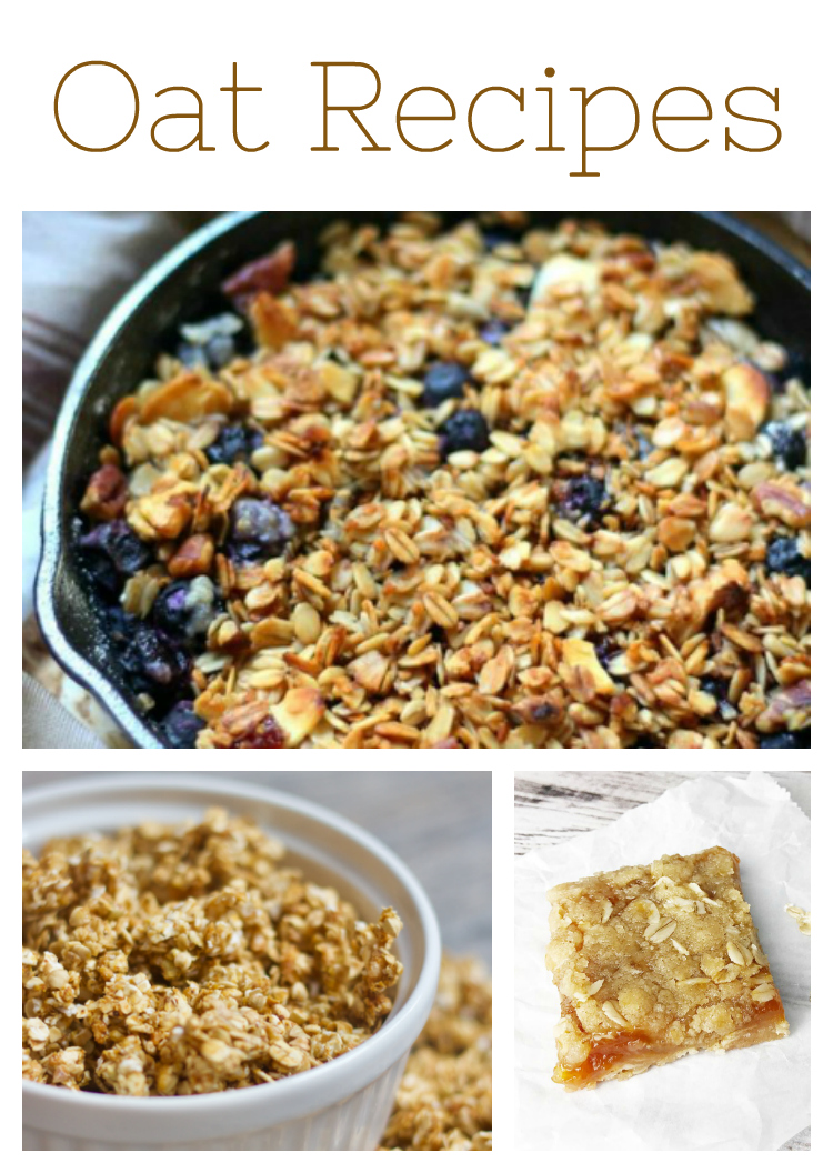 Oat Recipes