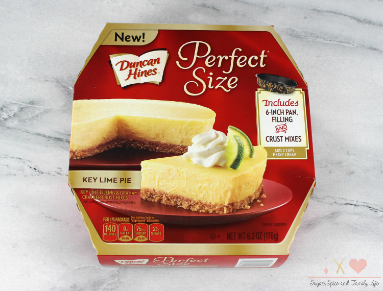 Duncan Hines Perfect Size Dessert