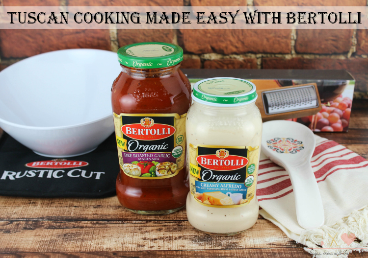 Tuscan Cooking Made Easy with Bertolli