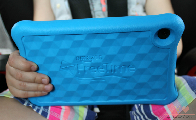 Amazon Fire Kids Tablet