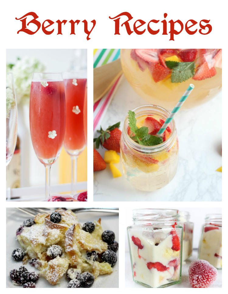 Berry Recipes