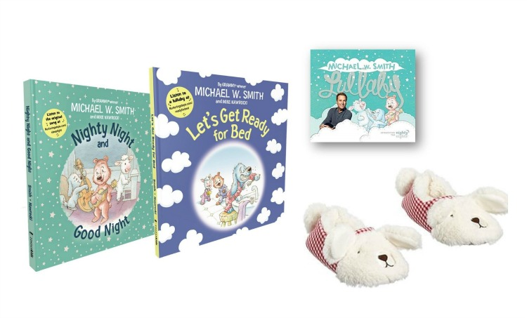 Nurturing Steps Children's Books Prize Package