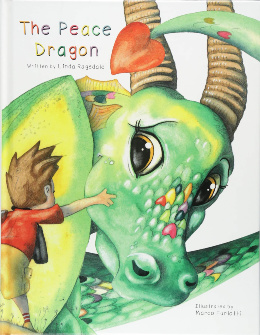 peace dragon book