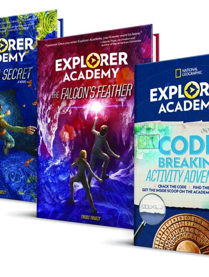 Explorer Academy Summer Reading Prize Pack,