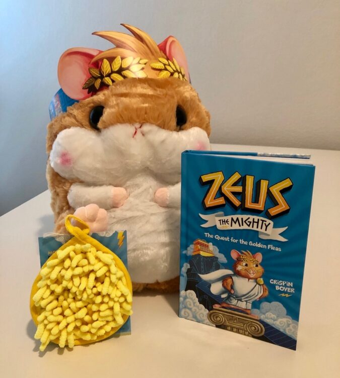 Zeus the Mighty Prize Package