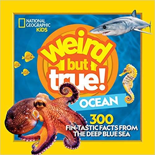 Weird But True! Ocean
