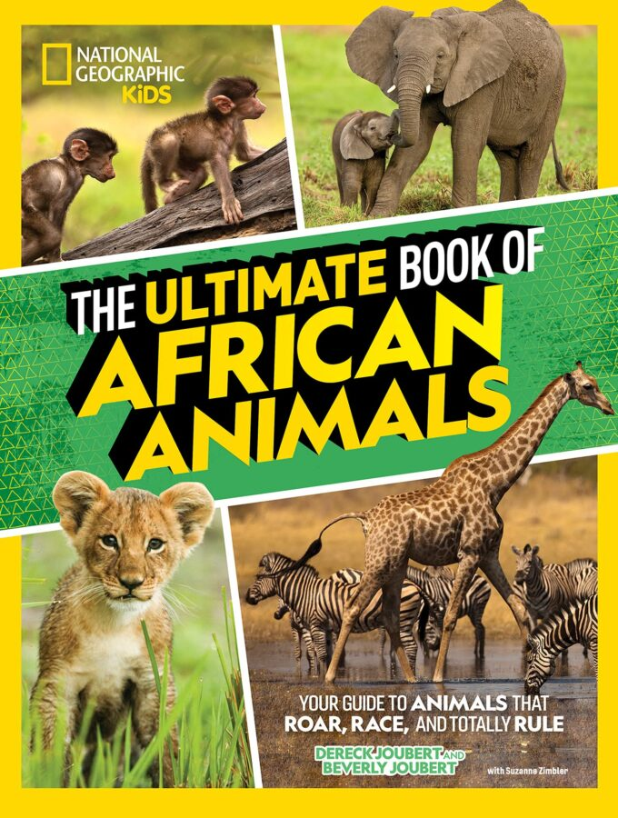 Ultimate Book of African Animals